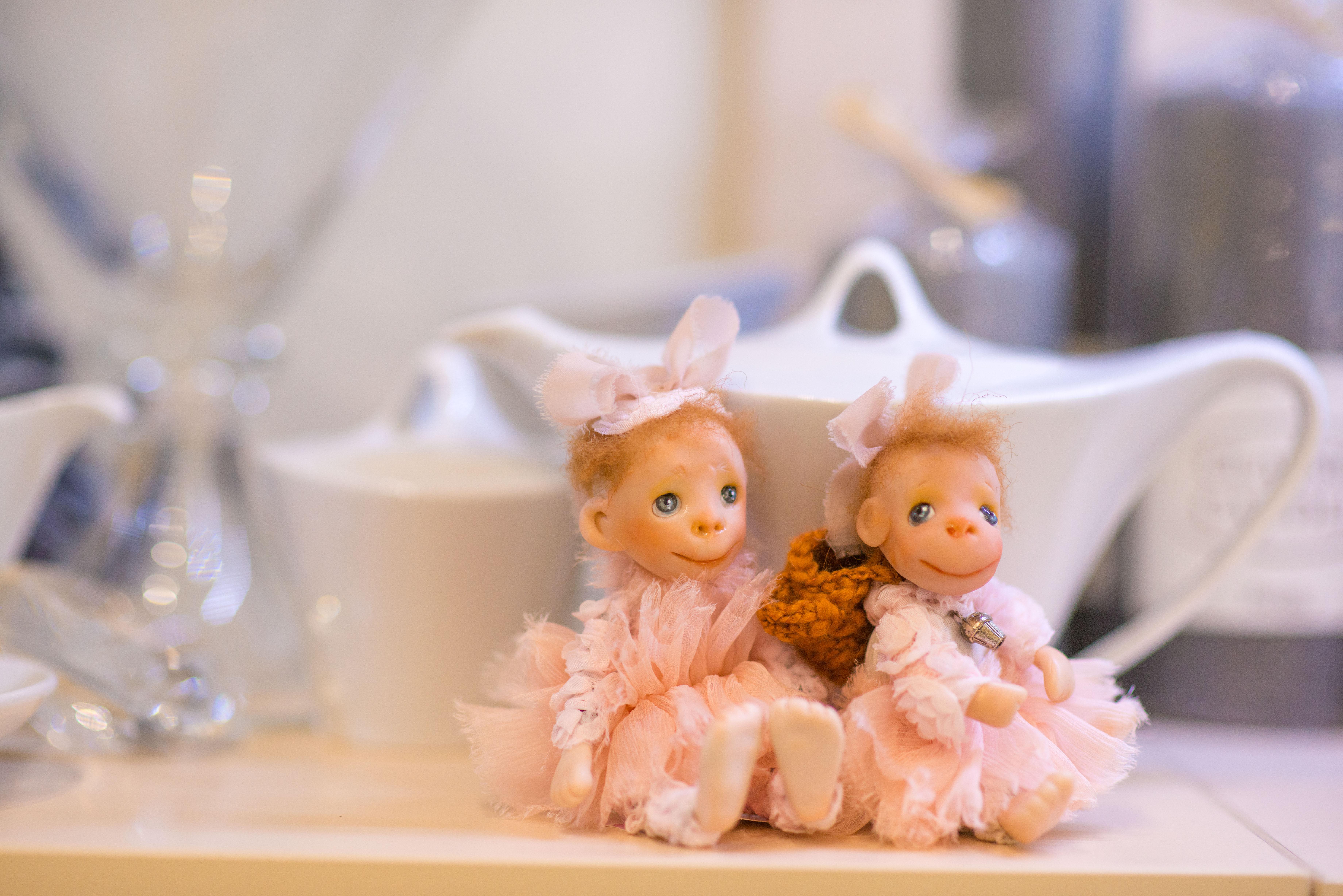 Ляльки ручної роботи